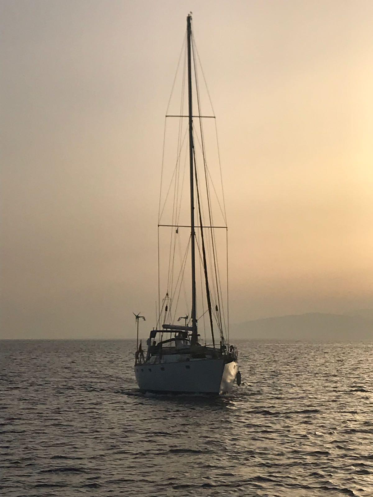Grecja rejs